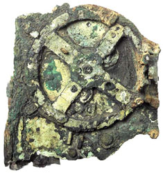 antikythera mechanism photo