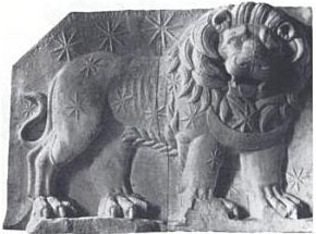 lion horoscope at nemrud dag