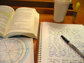 Journal astrologique