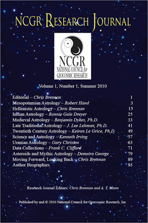 NCGR Journal