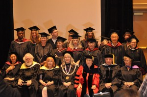 Kepler graduates and faculty