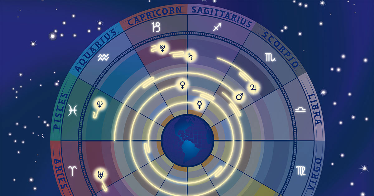 Top 5 Astrology Transits For 2018