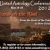 United Astrology Conference to Take Place in May